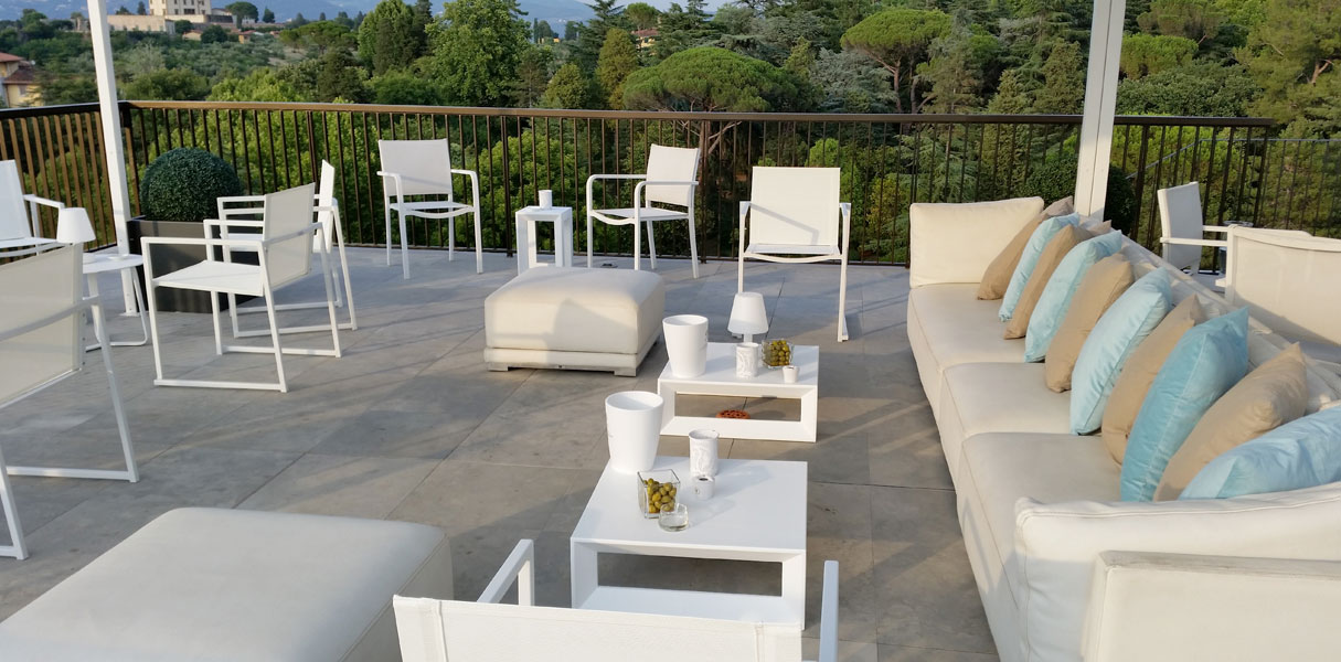 Bellevue Rook Terrace Firenze