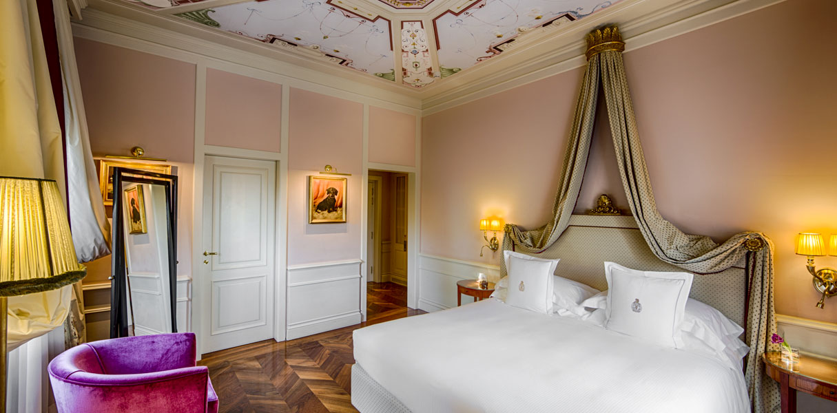 camere hotel 5 stelle Firenze
