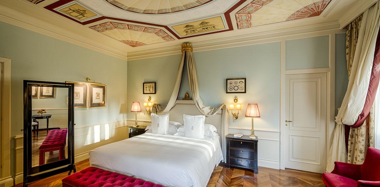 Deluxe Suite | Hotel Villa Cora Florence