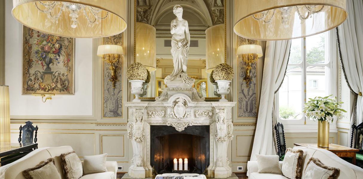 I saloni villa cora hotel 5 stelle lusso firenze for Saloni di lusso