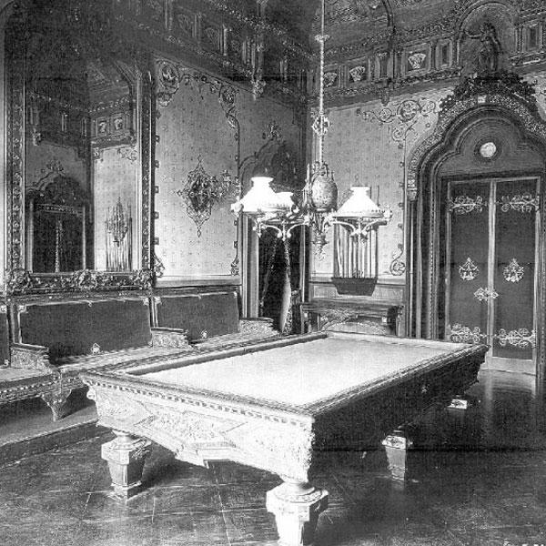 La Storia - Villa Cora